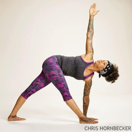 4 awesome yoga poses to give your mind an extra boost